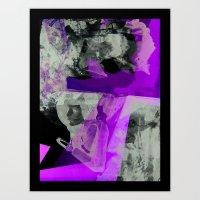 Meek (redux) Art Print