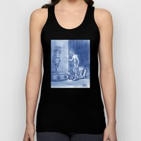 Victor And Nora, Mr. Fre… Unisex Tank Top