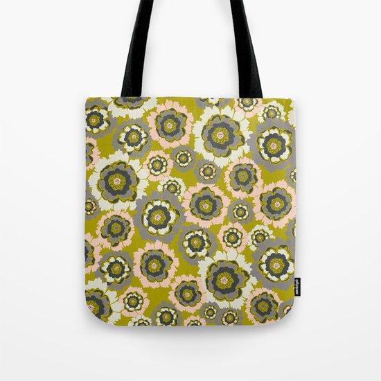 Floral3 Tote Bag
