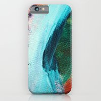 iPhone & iPod Case featuring Sustain by TJ Walsh