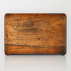 Wood Texture 340 iPad Case