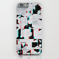 iPhone & iPod Case featuring fylss ynyglyph by Spires