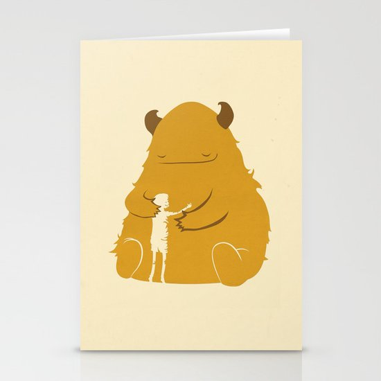Everything Will Be Alright Stationery Card