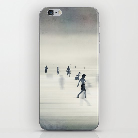 floating on light iPhone & iPod Skin