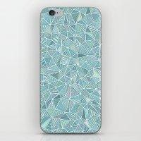Pastel Diamond iPhone & iPod Skin