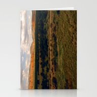 Blissful Serenity  Stationery Cards