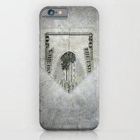 iPhone & iPod Case featuring 20 bucks by Tudor