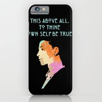 iPhone & iPod Case featuring To Thine Own Self by Ian James