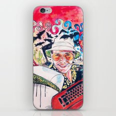 Fear and loathing iPhone & iPod Skin