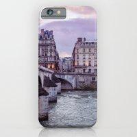 Le Pont Royal, Paris. iPhone 6 Slim Case