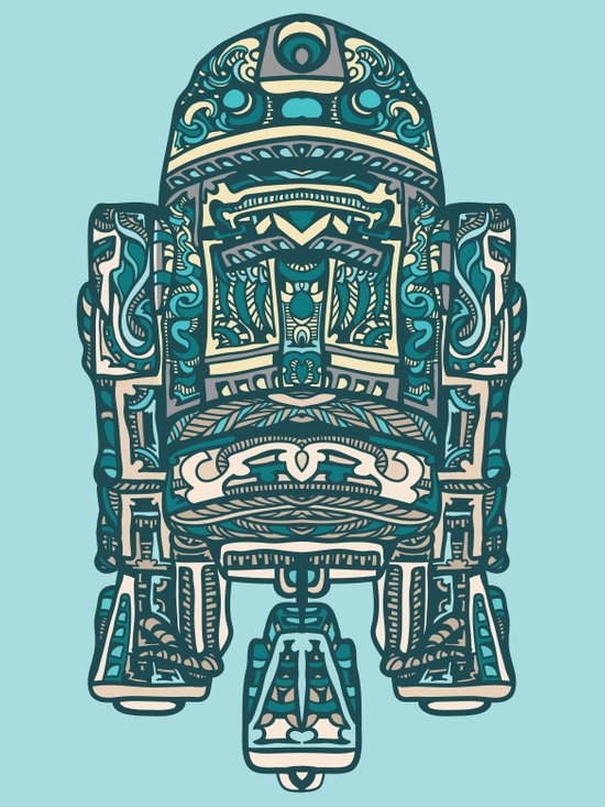 Tattoo D-2 Art Print
