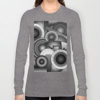 Monochrome Mayhem  Long Sleeve T-shirt
