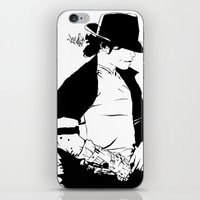 MJ - It Don't Matter iPhone & iPod Skin