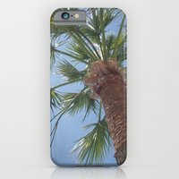 iPhone & iPod Case featuring palm tree by Mel (freshfacedandfearless)