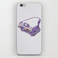 Classical Hero iPhone & iPod Skin