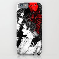 iPhone Cases featuring THE UNLUCKY by TEEETHING