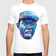 T-shirt featuring TYLER THE CREATOR: NEXTG… by Mergedvisible
