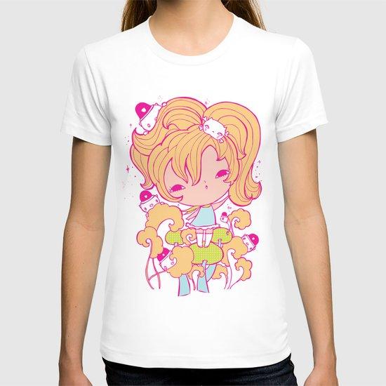 Mushroom police T-shirt