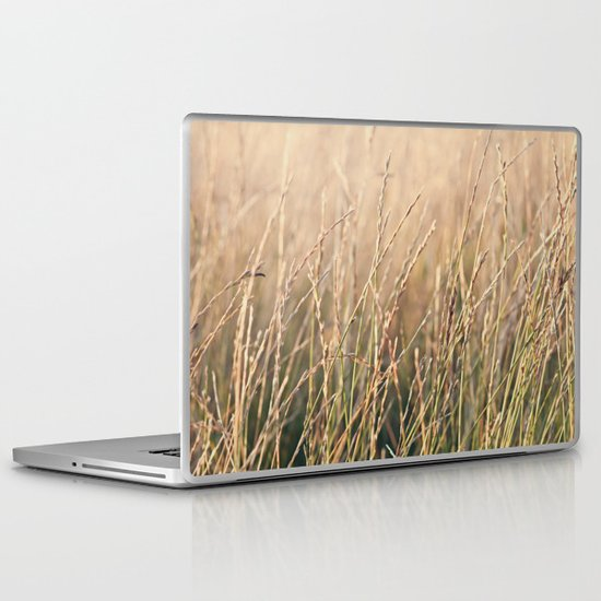 Field in the Sun Laptop & iPad Skin