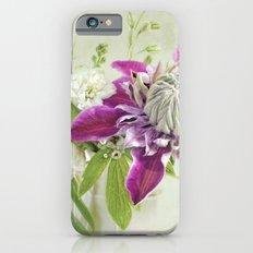 Clematis 'Josephine' Slim Case iPhone 6s