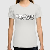 newest cc Womens Fitted Tee Silver SMALL
