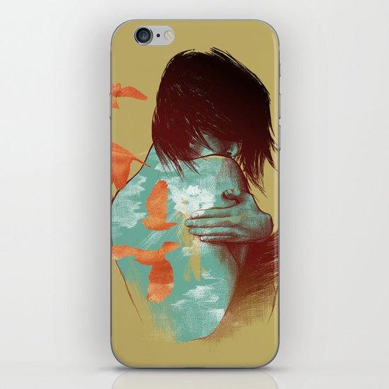 See It Through iPhone & iPod Skin