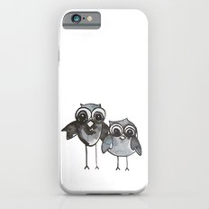Two Feathered Friends iPhone 6 Slim Case