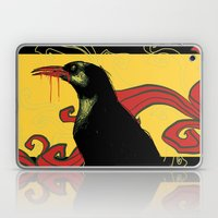 A Crow Left Of The Murde… Laptop & iPad Skin