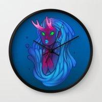 Nevy Nervine Wall Clock