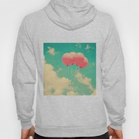 Balloons In The Sky (pin… Hoody