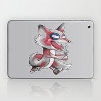 Hungry Fox Laptop & iPad Skin