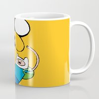 Adventure Time - FAN ART Mug