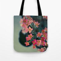 Flowers In Your Hair Tote Bag