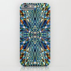 Abstract X Six iPhone 6s Slim Case