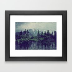 Let Your Roots Grow Framed Art Print