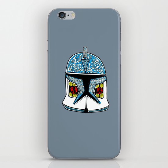 celtic clone trooper iPhone & iPod Skin