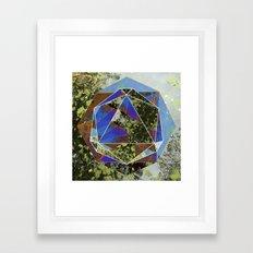Phone Creation 5 Framed Art Print