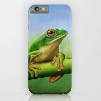 Moltrecht's Green Treefrog iPhone 6 Slim Case