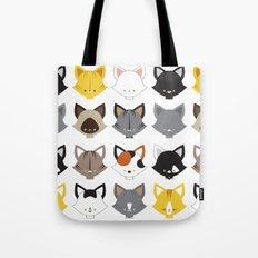 Cats, Cats, Cats Tote Bag
