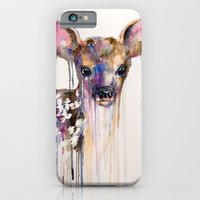 iPhone & iPod Case featuring Deer by Slaveika Aladjova