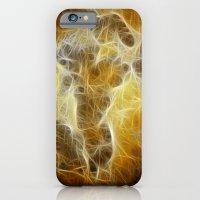 Lions Mane iPhone 6 Slim Case