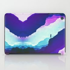 Violet dream of Isolation iPad Case