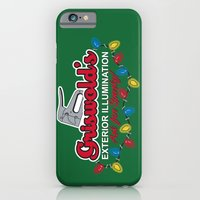 iPhone & iPod Case featuring Griswold's Exterior Illumination by Grady