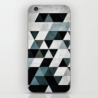 Pyly Pyrtryt iPhone & iPod Skin