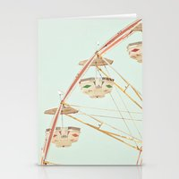 Fun Ride Stationery Cards