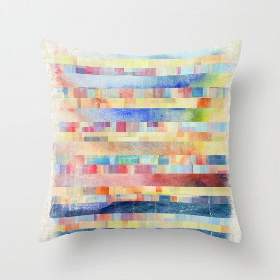 Amalgamate Throw Pillow