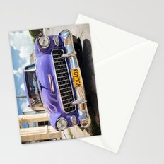 Purple Chevy Stationery Cards