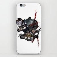 Kunoichi 3 of 4 iPhone & iPod Skin