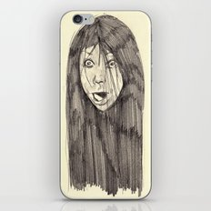 Grudge iPhone & iPod Skin