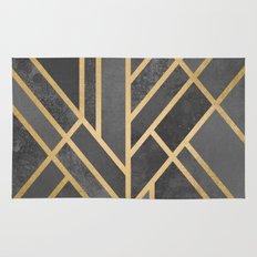 Art Deco Geometry 1 Rug
